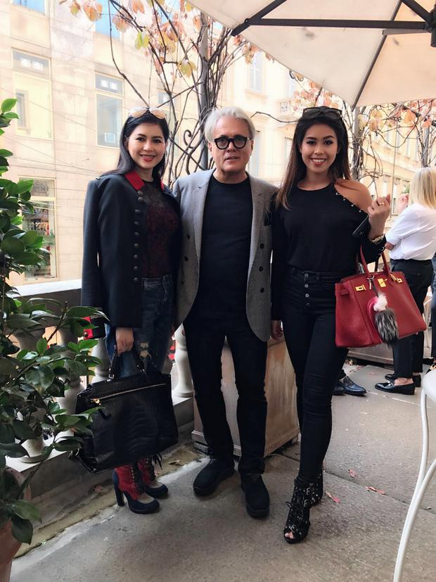 Hóa ra Thảo Tiên - em chồng Hà Tăng mới là mỹ nhân Việt càn quét front-row từ London đến Milan Fashion Week - Ảnh 15.