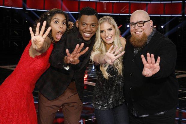 Tiếp bước Miley Cyrus, Gwen Stefani cũng mất sạch thí sinh trước Chung kết The Voice! - Ảnh 11.