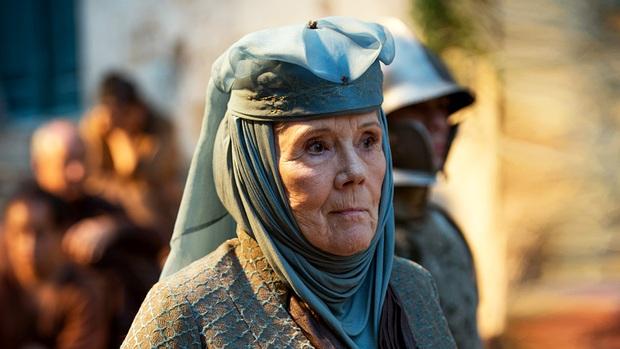 """""""Thánh khẩu nghiệp"""" Olenna Tyrell và những câu quote để đời trong """"Game of Thrones"""" - Ảnh 1."""