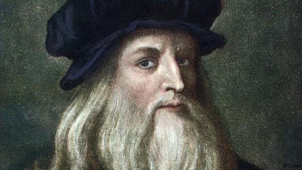 Leonardo DiCaprio trở thành thiên tài sáng chế Leonardo da Vinci - Ảnh 3.