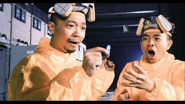 PB Nation hoá thân thành Joker quậy phá trong MV thực hiện tại Hong Kong - Ảnh 3.