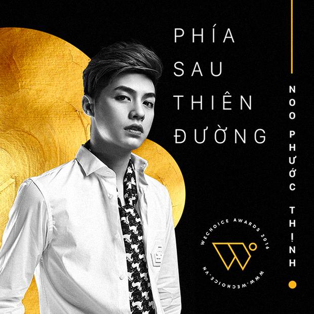 9h tối nay, WeChoice livestream độc quyền ra mắt ca khúc mới nhất của Noo Phước Thịnh! - Ảnh 2.