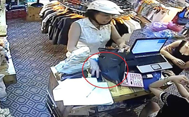 Chuyện nữ quái 26 tuổi trộm đồ rồi 3 lần mang trả nạn nhân - Ảnh 1.