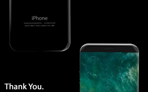 Cận cảnh iPhone X đẹp rụng rời khiến mọi smartphone khác phải chào thua - Ảnh 3.