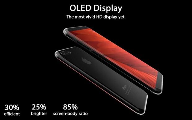 Cận cảnh iPhone X đẹp rụng rời khiến mọi smartphone khác phải chào thua - Ảnh 4.
