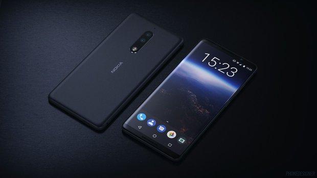 Cận cảnh smartphone của Nokia đẹp và chất ăn đứt iPhone 7 - Ảnh 1.