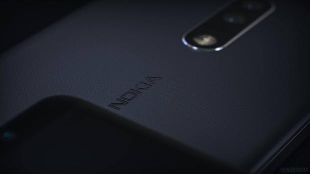 Cận cảnh smartphone của Nokia đẹp và chất ăn đứt iPhone 7 - Ảnh 2.