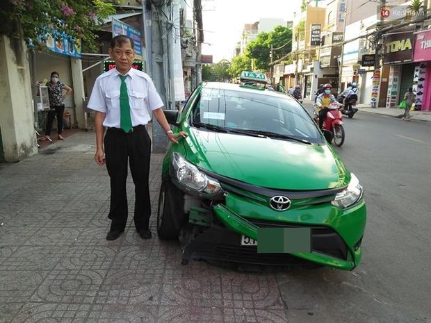Người phụ nữ được tài xế Mai Linh lao xe bắt cướp: Tôi chỉ kịp gửi anh 200 nghìn cảm ơn rồi vội ra sân bay - Ảnh 2.