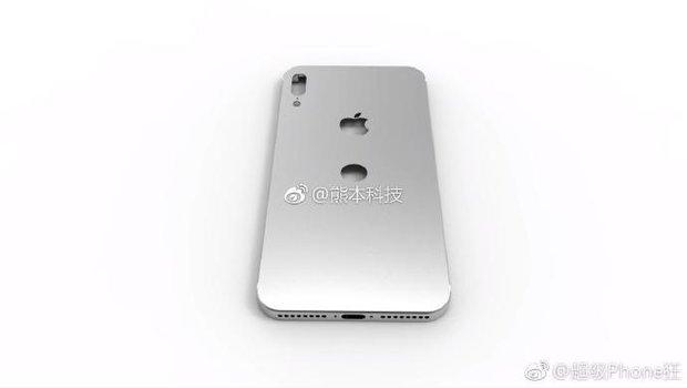 Đây rất có thể là iPhone 8 và bạn sẽ phải ngạc nhiên về độ chất của nó - Ảnh 1.