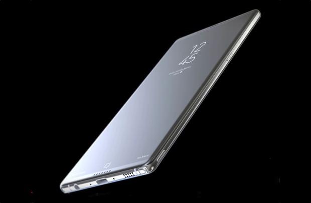 Màn hình Samsung Galaxy Note8 khiến cả siêu phẩm Galaxy S8 cũng phải lu mờ - Ảnh 2.