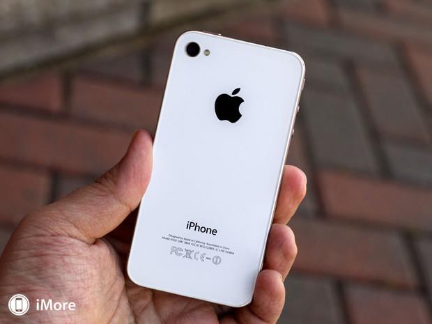 Bạn sẽ không thể chối bỏ iPhone 4 là chiếc iPhone đẹp nhất của Apple - Ảnh 2.