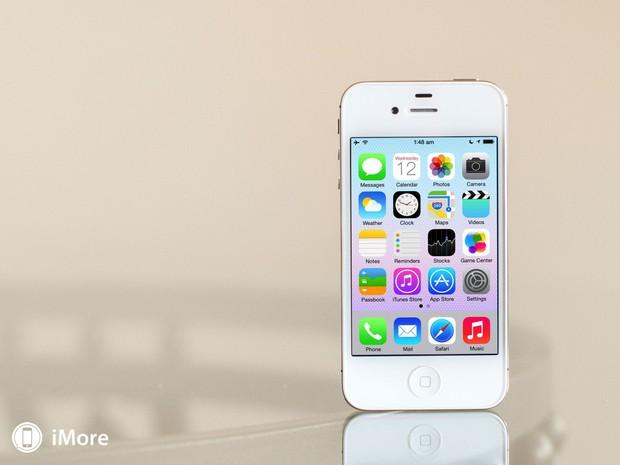 Bạn sẽ không thể chối bỏ iPhone 4 là chiếc iPhone đẹp nhất của Apple - Ảnh 1.