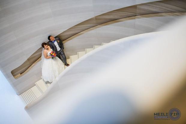 Bộ ảnh cưới của cặp đôi fan cuồng Apple tại Apple Store gây sốt - Ảnh 3.