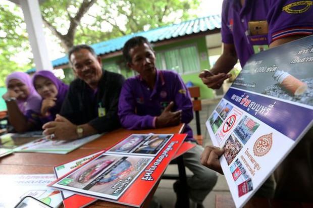 Vấn nạn ma túy đang tàn phá các làng quê Thái Lan: Cứ mỗi 5 thanh niên lại có 1 người nghiện - Ảnh 5.