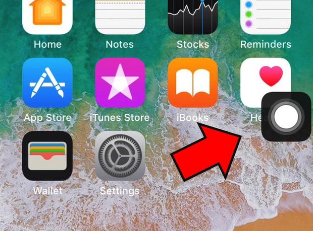 Nếu bạn dùng Assistive Touch vì sợ hỏng phím Home của iPhone, iOS 11 chắc chắn sẽ khiến bạn hài lòng - Ảnh 1.