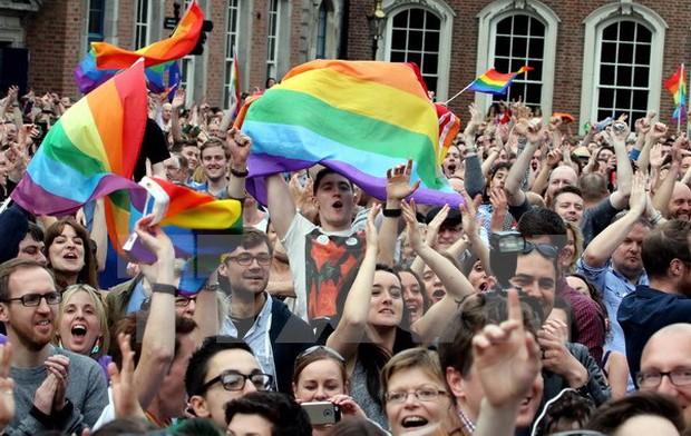Thủ tướng Đức lên tiếng ủng hộ dự luật hôn nhân đồng giới - Ảnh 1.