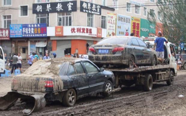 Mưa lũ tại Cát Lâm (Trung Quốc) khiến 18 người thiệt mạng - Ảnh 1.