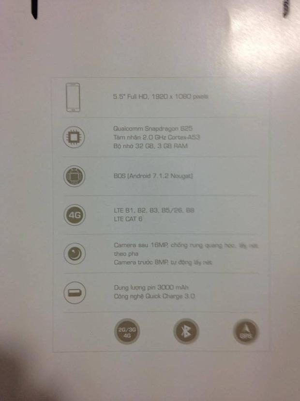 BPhone 2 lộ cấu hình và thiết kế mới, liệu bạn có mua chiếc smartphone này không? - Ảnh 2.
