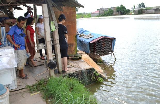 Hải Dương: Cứu em trai đuối nước, chị chết thảm dưới sông - Ảnh 2.