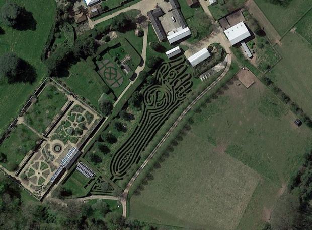10 hình ảnh lạ lùng nhất có thể tìm thấy ngay trên Google Maps - Ảnh 7.
