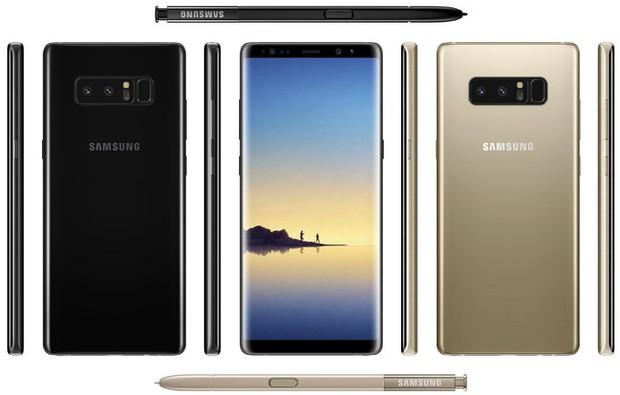 Phác họa iPhone 8 va Samsung Galaxy Note8 qua tin đồn: Kẻ tám lạng, người nửa cân! - Ảnh 1.
