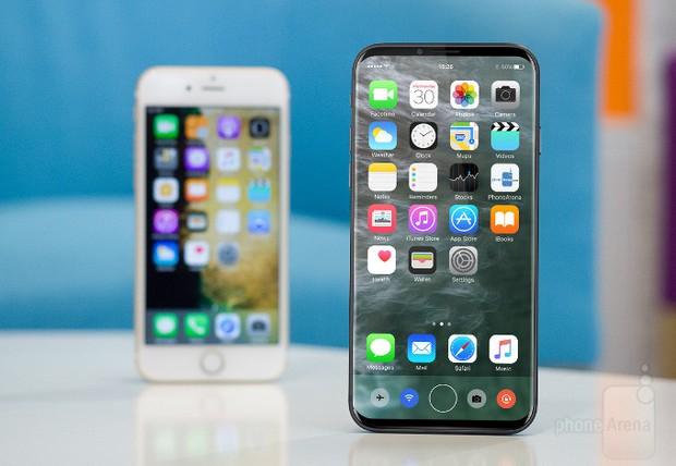 Phác họa iPhone 8 va Samsung Galaxy Note8 qua tin đồn: Kẻ tám lạng, người nửa cân! - Ảnh 3.