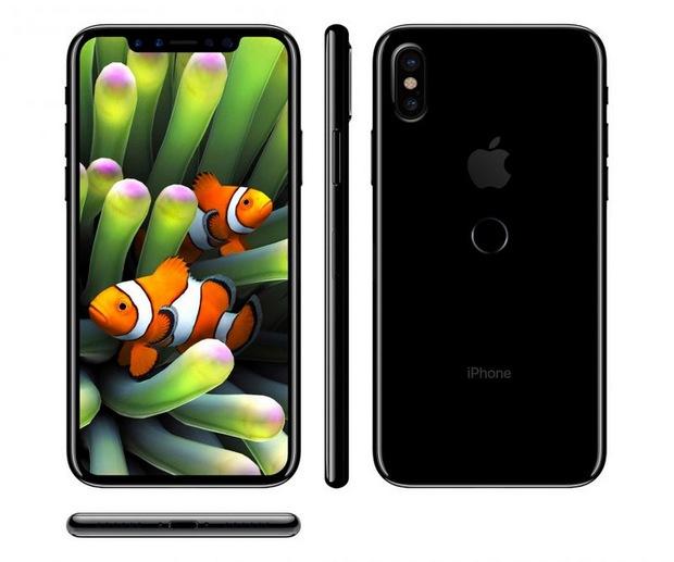Phác họa iPhone 8 va Samsung Galaxy Note8 qua tin đồn: Kẻ tám lạng, người nửa cân! - Ảnh 4.