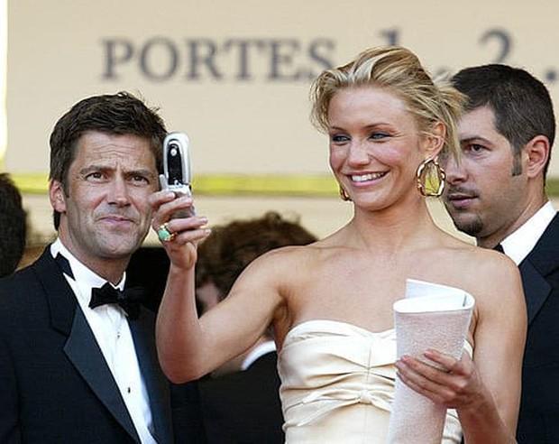 Thật khó tin là loạt sao hạng A Hollywood lại có thời dùng những chiếc điện thoại này - Ảnh 3.