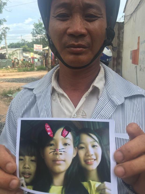 Ba bé gái đột nhiên mất tích, người cha tá hỏa đi tìm con khắp nơi trong vô vọng - Ảnh 2.