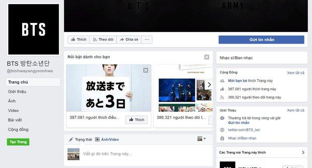 Mê Wanna One, admin đăng cả album ảnh Wanna One lên fanpage BTS gây bức xúc - Ảnh 1.
