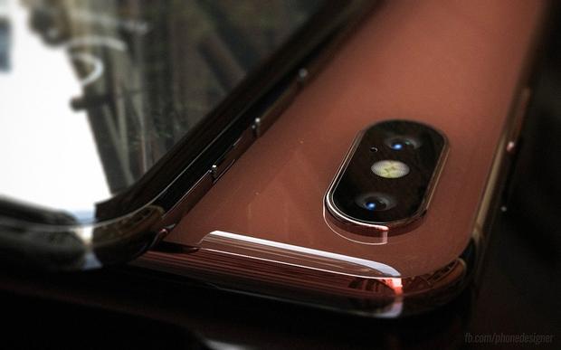iPhone 8 chưa bao giờ xuất hiện chi tiết và mãn nhãn đến vậy, bạn phải xem ngay kẻo lỡ - Ảnh 2.