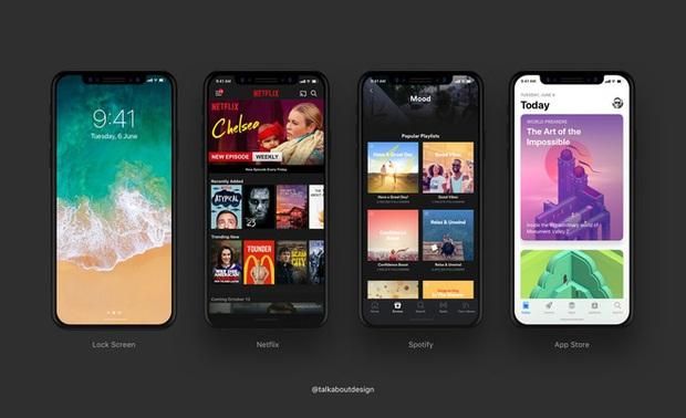 Đây là cách bạn sử dụng iPhone 8 khi không phải nút Home, với những thao tác hoàn toàn mới rất hữu ích - Ảnh 1.
