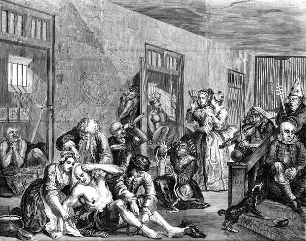 Bedlam: Nỗi kinh hoàng bên trong nhà thương điên xa xỉ bậc nhất London - Ảnh 8.