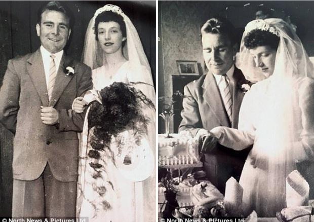 """Đẩy 2 chiếc giường gần sát bên nhau: Cô y tá đã khiến cặp vợ chồng 80 tuổi có thể mỉm cười, nắm chặt tay nhau sang """"thế giới bên kia - Ảnh 2."""
