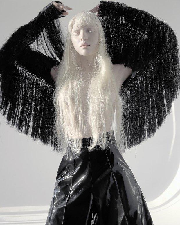 Mang diện mạo của công chúa tuyết, người mẫu bạch tạng nước Nga lại dành đam mê cháy bỏng cho văn hóa Nhật - Ảnh 5.