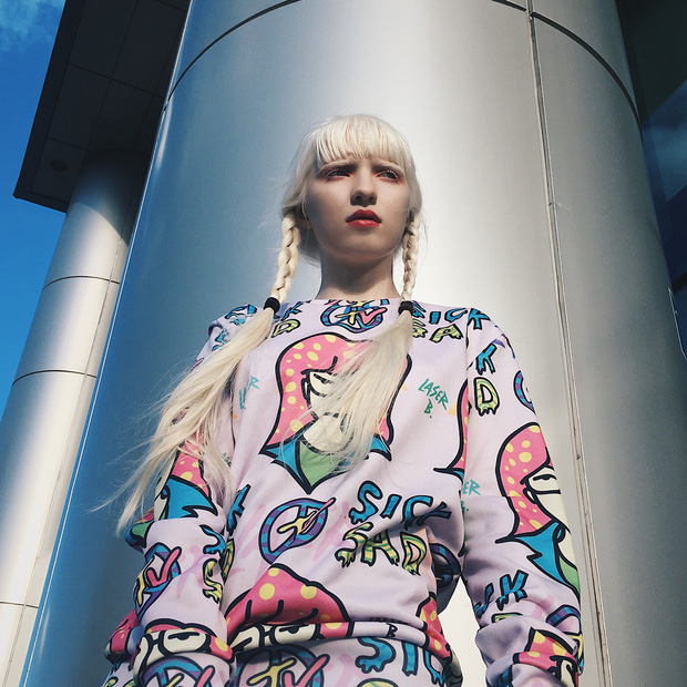 Mang diện mạo của công chúa tuyết, người mẫu bạch tạng nước Nga lại dành đam mê cháy bỏng cho văn hóa Nhật - Ảnh 8.