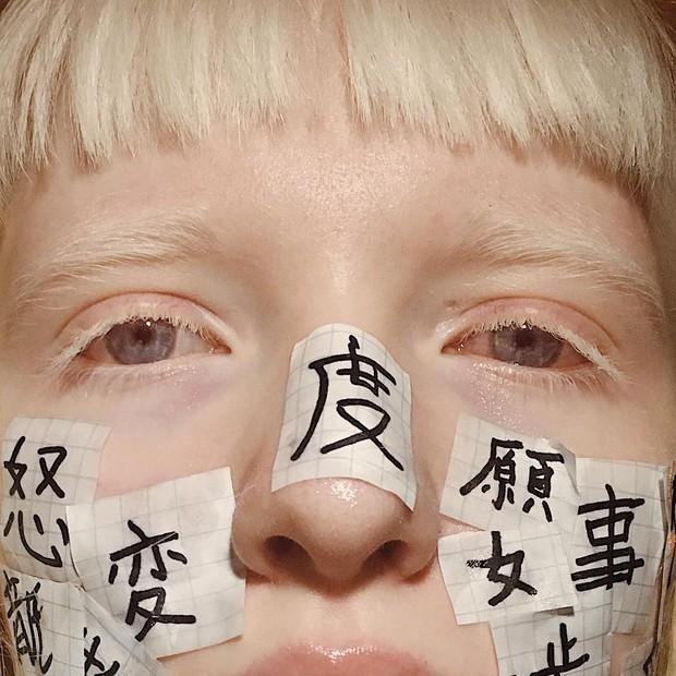 Mang diện mạo của công chúa tuyết, người mẫu bạch tạng nước Nga lại dành đam mê cháy bỏng cho văn hóa Nhật - Ảnh 6.