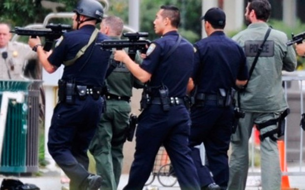 Mỹ: xả súng trường học, 1 người thiệt mạng, 3 người bị thương - Ảnh 1.