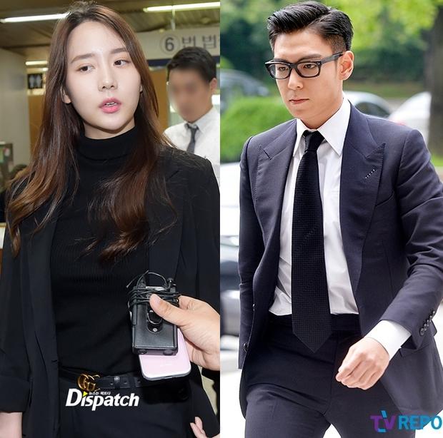 Chưa đủ mặt dày, Han Seo Hee vô tư bình luận mang tính quấy rối tình dục T.O.P ngay trên livestream - Ảnh 2.