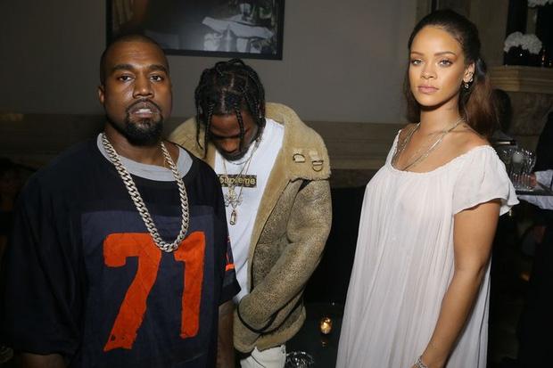 Những bí mật về rapper làm Kylie Jenner có thai: Là bạn trai cũ của Rihanna, sinh viên đại học danh tiếng - Ảnh 2.