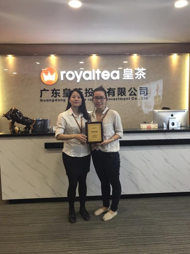 Chủ sở hữu của các chuỗi Royaltea tại Hà Nội, Sài Gòn: Thương hiệu Royaltea không được bảo hộ nên ai cũng có thể kinh doanh mà không vi phạm pháp luật - Ảnh 9.