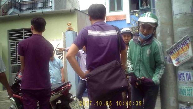 Nam thanh niên dùng dao đâm tài xế GrabBike ở Sài Gòn, toan cướp tài sản - Ảnh 2.