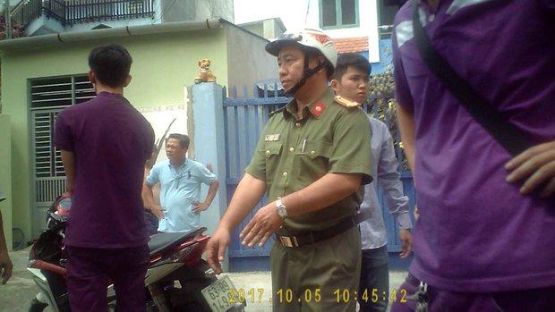 Nam thanh niên dùng dao đâm tài xế GrabBike ở Sài Gòn, toan cướp tài sản - Ảnh 3.