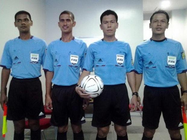 Trọng tài Thái Lan điều khiển màn tái đấu Việt Nam và Campuchia - Ảnh 2.