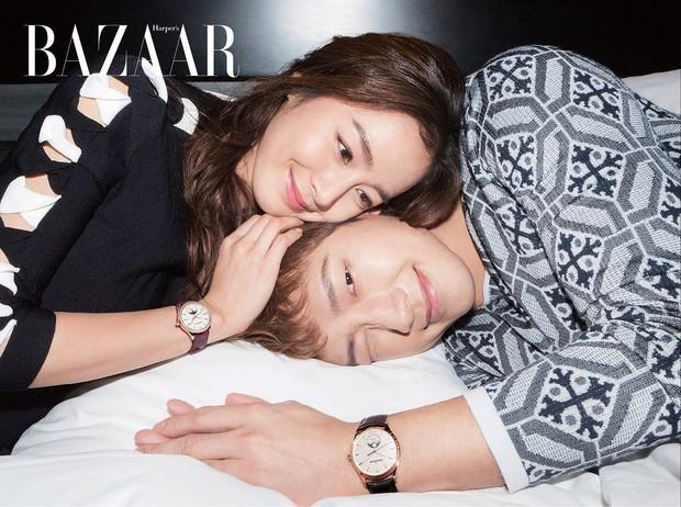 Cứ xong việc là phóng ngay về nhà với vợ Kim Tae Hee, Bi Rain đích thị là ông chồng quốc dân chứ ai! - Ảnh 1.