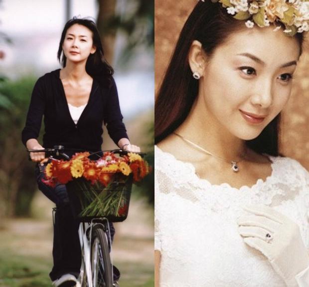 Trớ trêu loạt mỹ nhân U50 xứ Hàn: Sao nữ hạng A lão hóa quá nhanh, sao kém tên tuổi ngày càng rực rỡ - Ảnh 1.