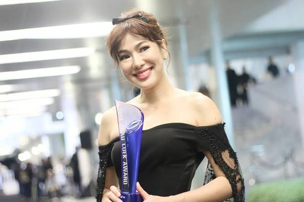 Nhiều mỹ nhân, mỹ nam đình đám Thái Lan tụ hội tại một sự kiện thảm đỏ danh giá - Ảnh 21.