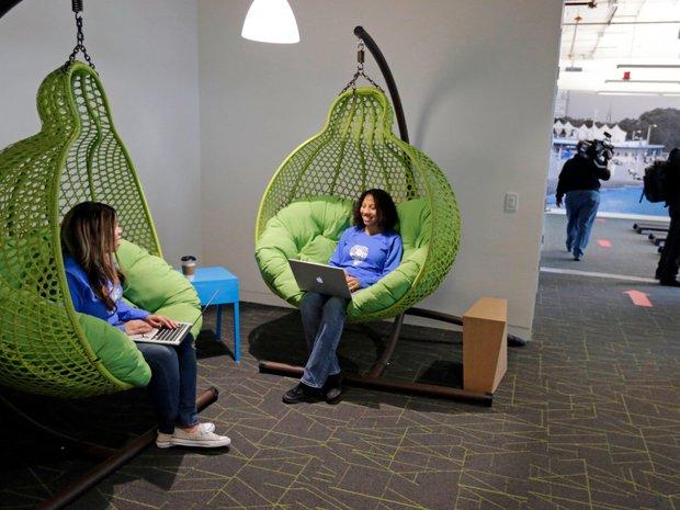 25 hình ảnh chứng tỏ Google đúng là nơi làm việc trong mơ - Ảnh 12.