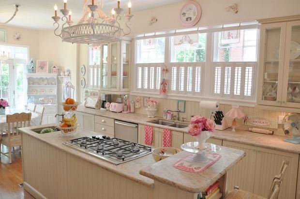 15 ý tưởng trang trí nhà bếp trong mơ dành cho bạn - Ảnh 22.