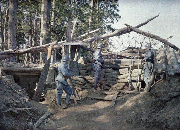 Hơn 100 năm trôi qua, những bức ảnh màu này vẫn là tuyệt tác của nghệ thuật nhiếp ảnh - Ảnh 13.